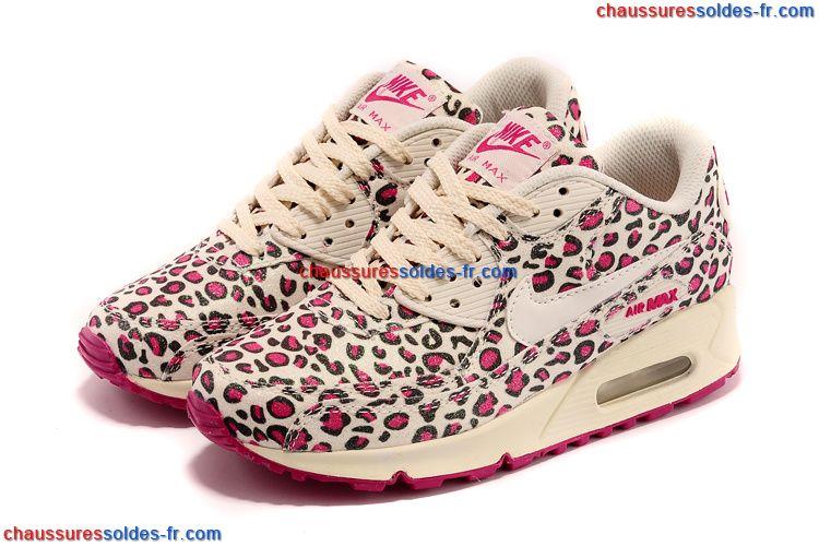 nike air max femme leopard