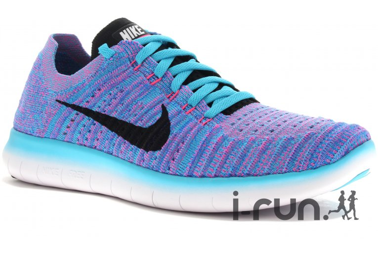 detailed look f6abc 07212 Nike Free Rn Flyknit Femme NA09132