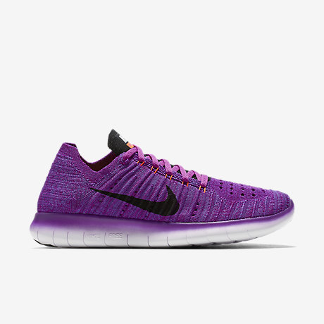 low priced 672ce 9b6bc Nike Free Rn Flyknit Femme NA09164