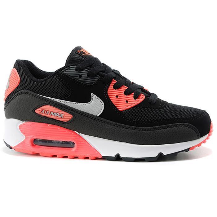 Femme Nike Air Chaussures 90 M90f74 Max Noir qUFTwx8A