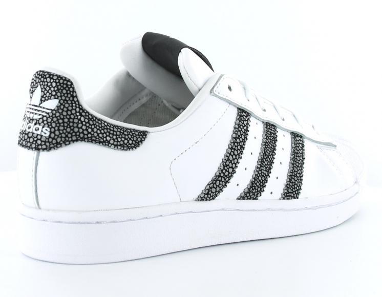 adidas superstar blanche
