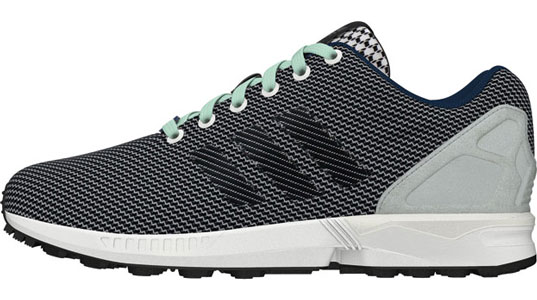 pas mal 3dadd 6efbe Chaussures Adidas Zx Flux Homme Ju905 Grise 1K3JTlFc