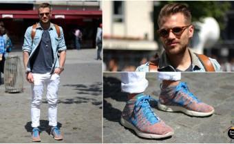 size 40 5eeb3 2b0e3 Nike Roshe Run Style Homme Chaussures JAR922